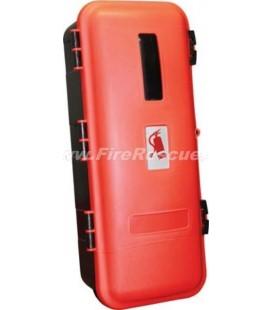 FIRE EXTINGUISHER PVC CABINET 9 KG/L - IT
