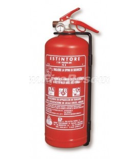 PII FIRE EXTINGUISHER ABC POWDER 2 KG