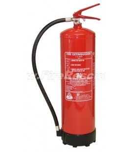 PII FIRE EXTINGUISHER WATER 9 L