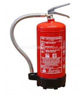 PII FIRE EXTINGUISHER FOAM PREMIX MG30 6 L - TO -30°C